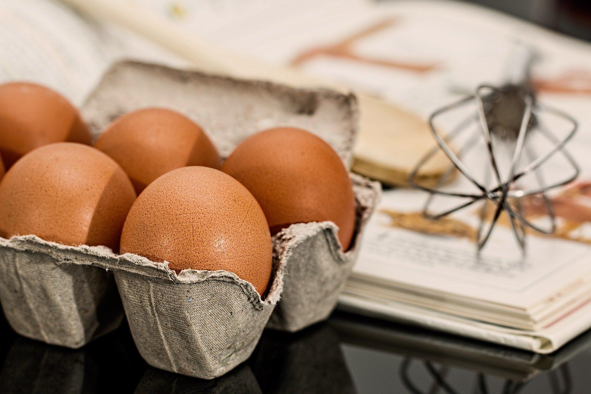 monde minceur des œufs