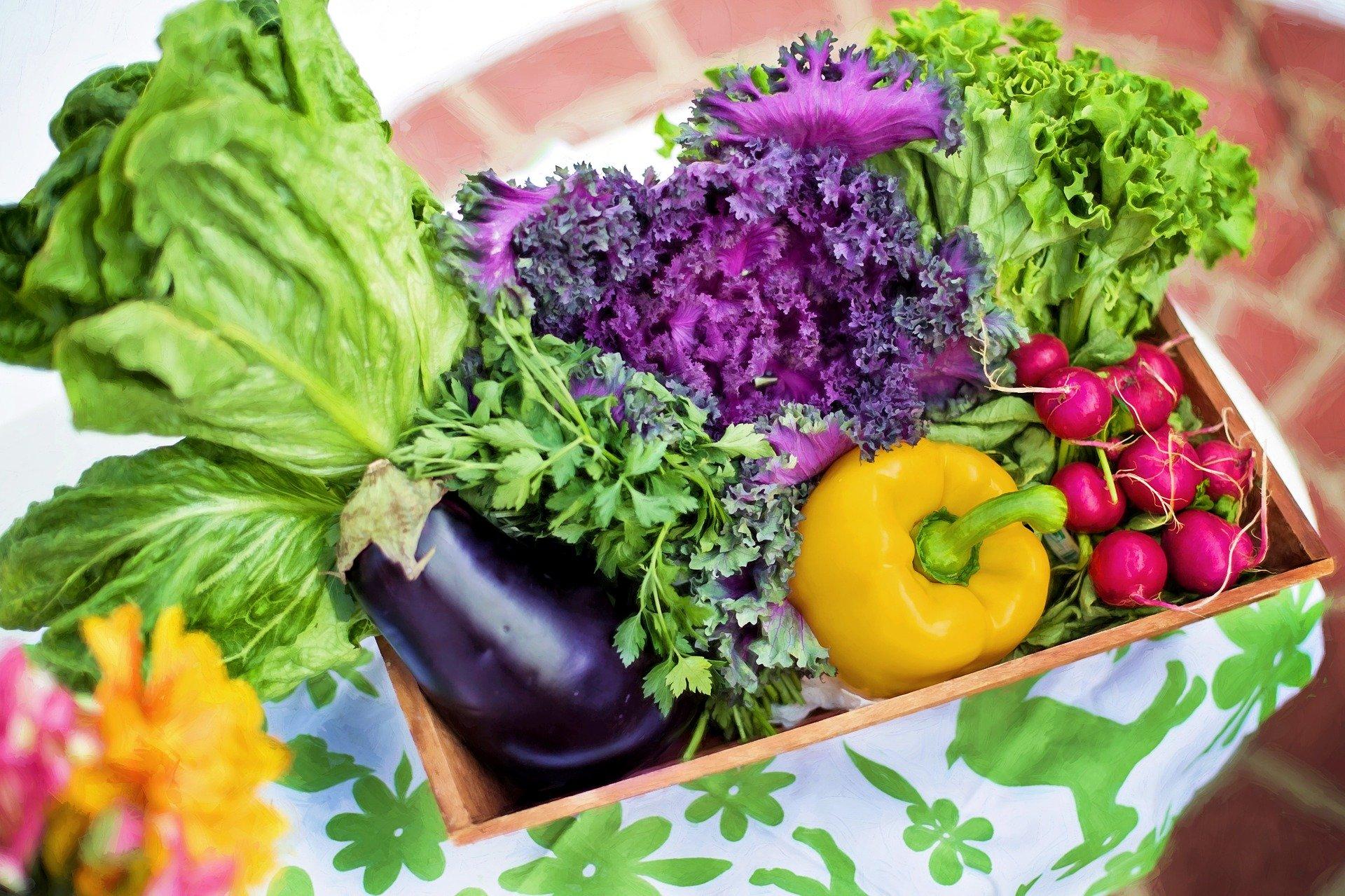minceur des légumes du monde
