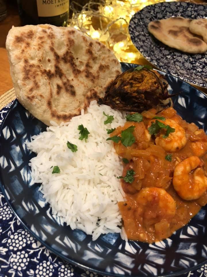 Low Syn Goan Prawn Curry