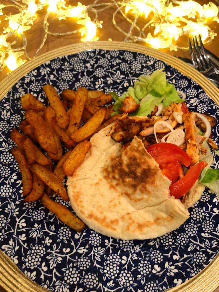 slimming kebab)