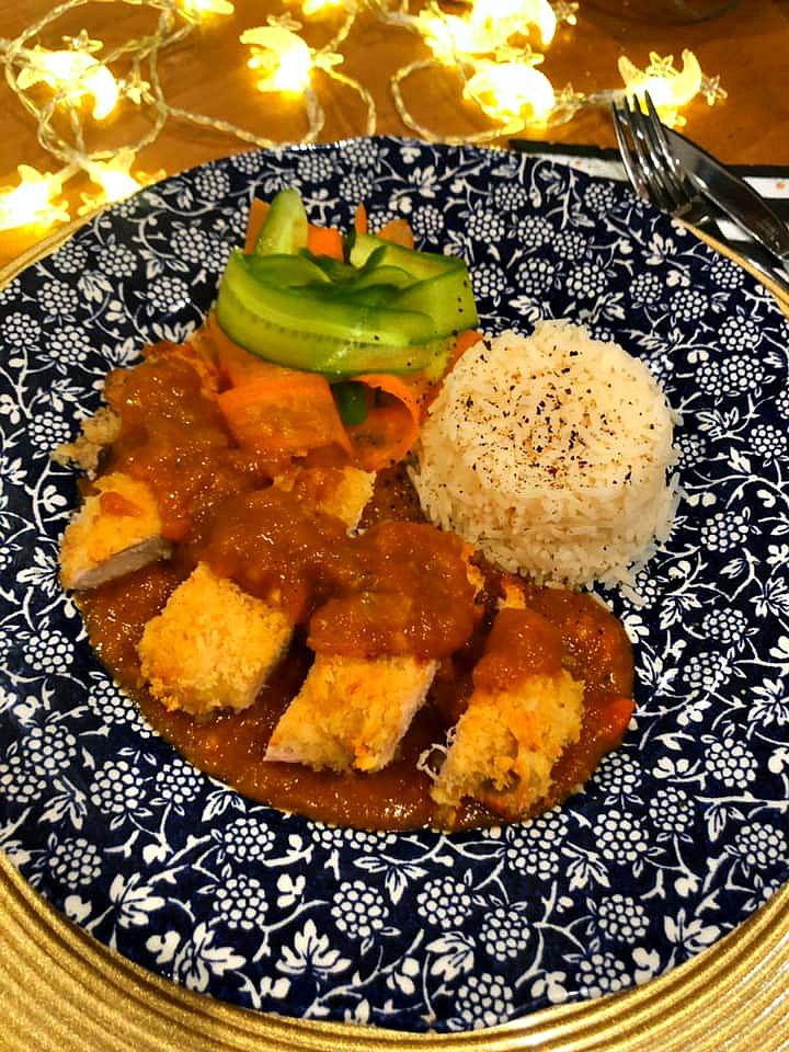 Low Syn Katsu Chicken Curry